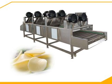 fried chips cooling machine