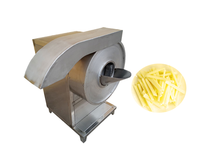 potato strips cutting machine