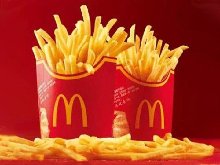 Why are McDonald's fries so popular? - French fries production line