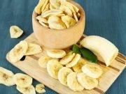 fried Thai banana chips