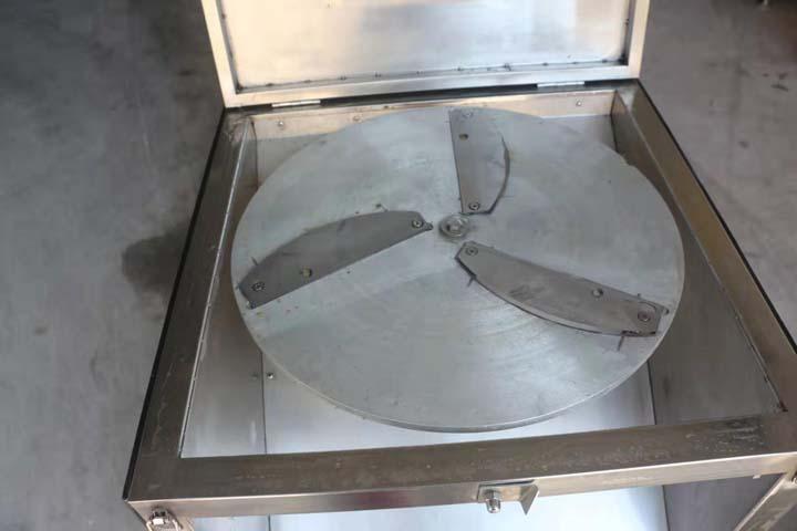 banana slicing machine blades