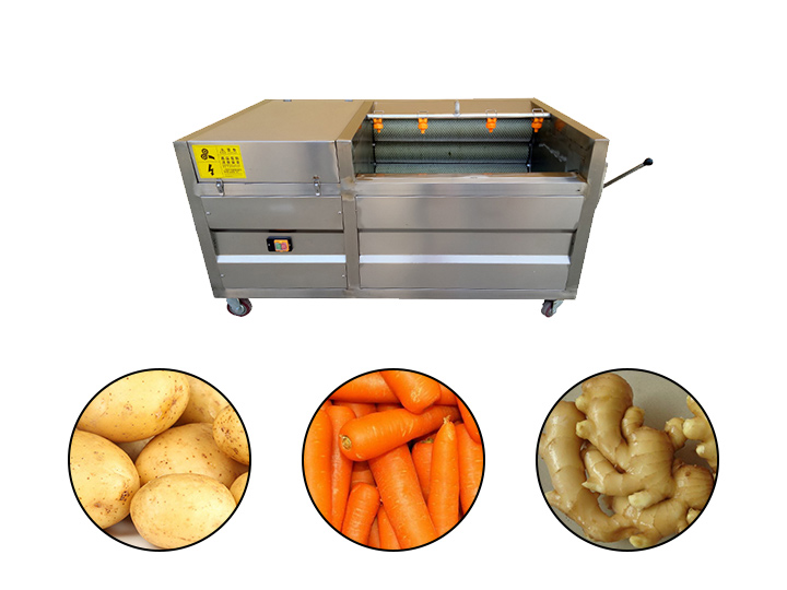 potato peeling machine in Kenya