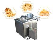 chips frying machine