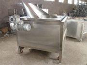 potato chips frying machine exported to Kenya