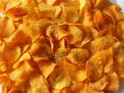sweet potato chips manufacturing