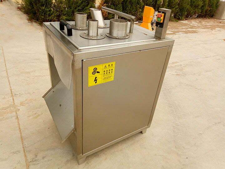 plantain slicing machine
