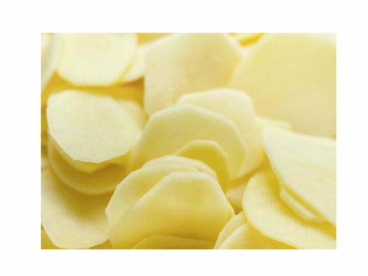 potato slices